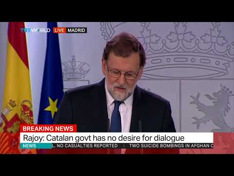 Spanish government moves to implement article 155