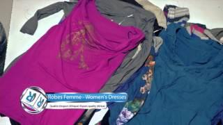 Rakitex - Robes femme , Women's dresses Qualité d'export (Afrique) ,Export quality (Africa)