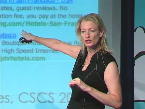 UX Week 2010 | Elizabeth Churchill | Understanding and Designing the Everyday Internet