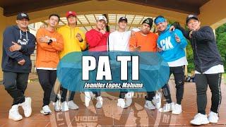PA TI by: Jennifer Lopez, Maluma|SOUTHVIBES|
