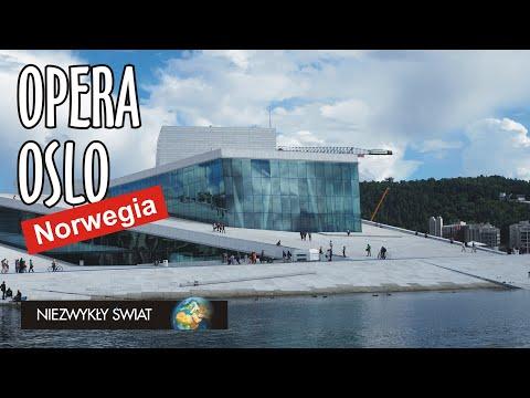 Niezwykly Swiat - Norwegia - Oslo - Opera