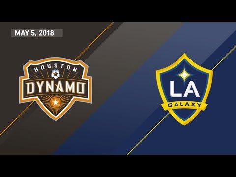 HIGHLIGHTS: Houston Dynamo vs. LA Galaxy | May 5, 2018
