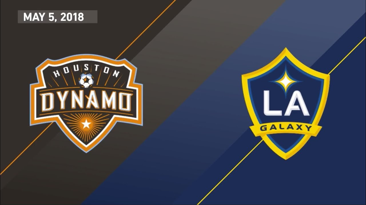 cheaper d29c9 79ccf HIGHLIGHTS: Houston Dynamo vs. LA Galaxy | May 5, 2018