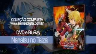 Nanatsu no Taizai - Os Sete Pecados Capitais TRAILER AnimesDigital