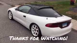 95 Eagle Talon Esi Walk Around