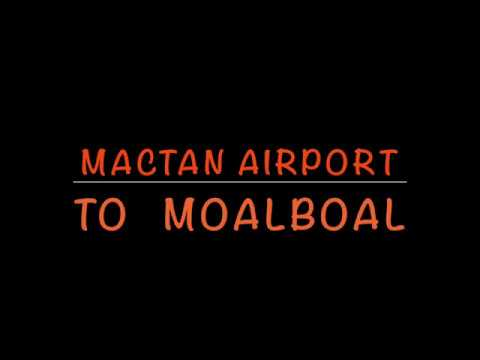 HOW to get to MOALBOAL from MACTAN Airport