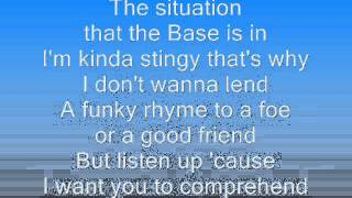 Rob Base DJ EZ Rock It Takes Two Karaoke Instrumental With Hook