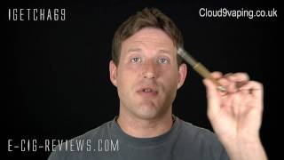 REVIEW OF THE GG SLIM ELECTRONIC CIGARETTE