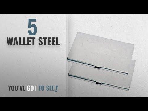 top-10-wallet-steel-[2018]:-kamat-silver-credit-card-case