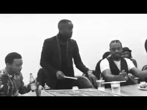 New Edition Cast Sings
