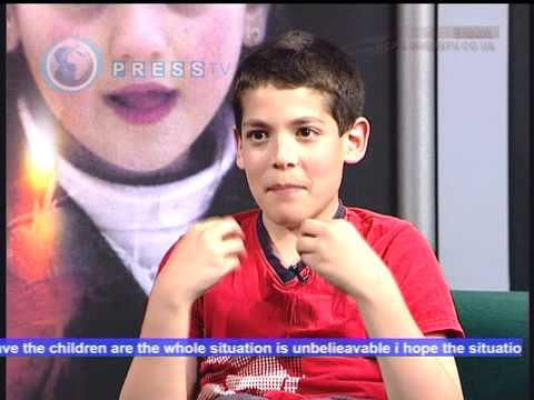 PressTV - New Show - Remember The Children of Palestine - Music - DAM - Da Arab Mc's -