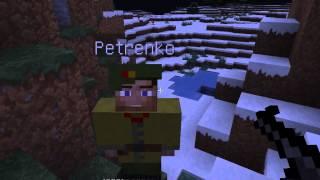 """Minecraft-Сериал """"Вторая Мировая"""" [Серия 3]"""
