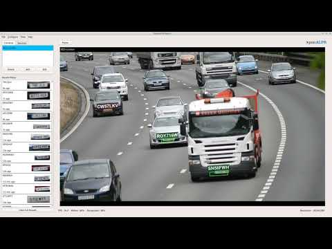 Electronic Toll Collection - Rekor Recognition Systems