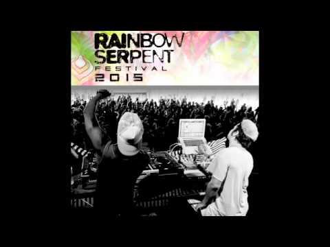RAINBOW SERPENT Festival 2015 - Mista Savona DJ Set