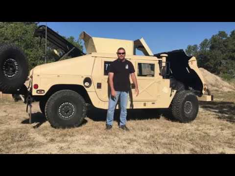 My Dream Humvee