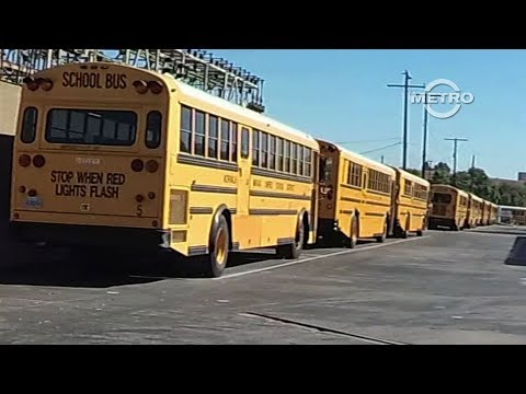 TMN | 1st Amendment Audit - Norwalk-La Mirada Bus Warehouse