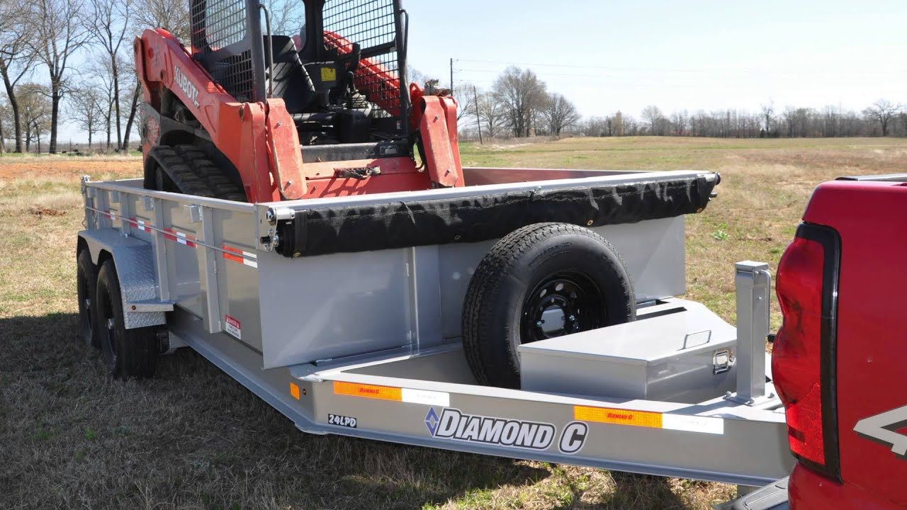 diamond c wiring system  diamond c trailers