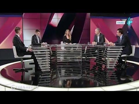 Dragan Šutanovac u emisiji Sučeljavanje na RTV (27.12.2017)
