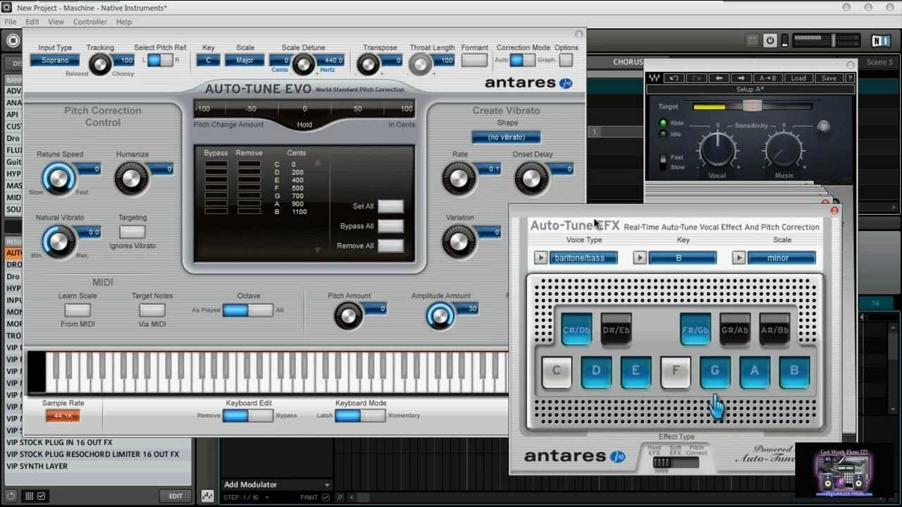 Autotune pro tools 10 download | AutoTune Free Download for Windows