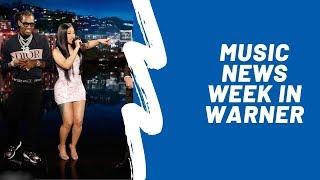 Music News Week In Warner  |  July 23rd