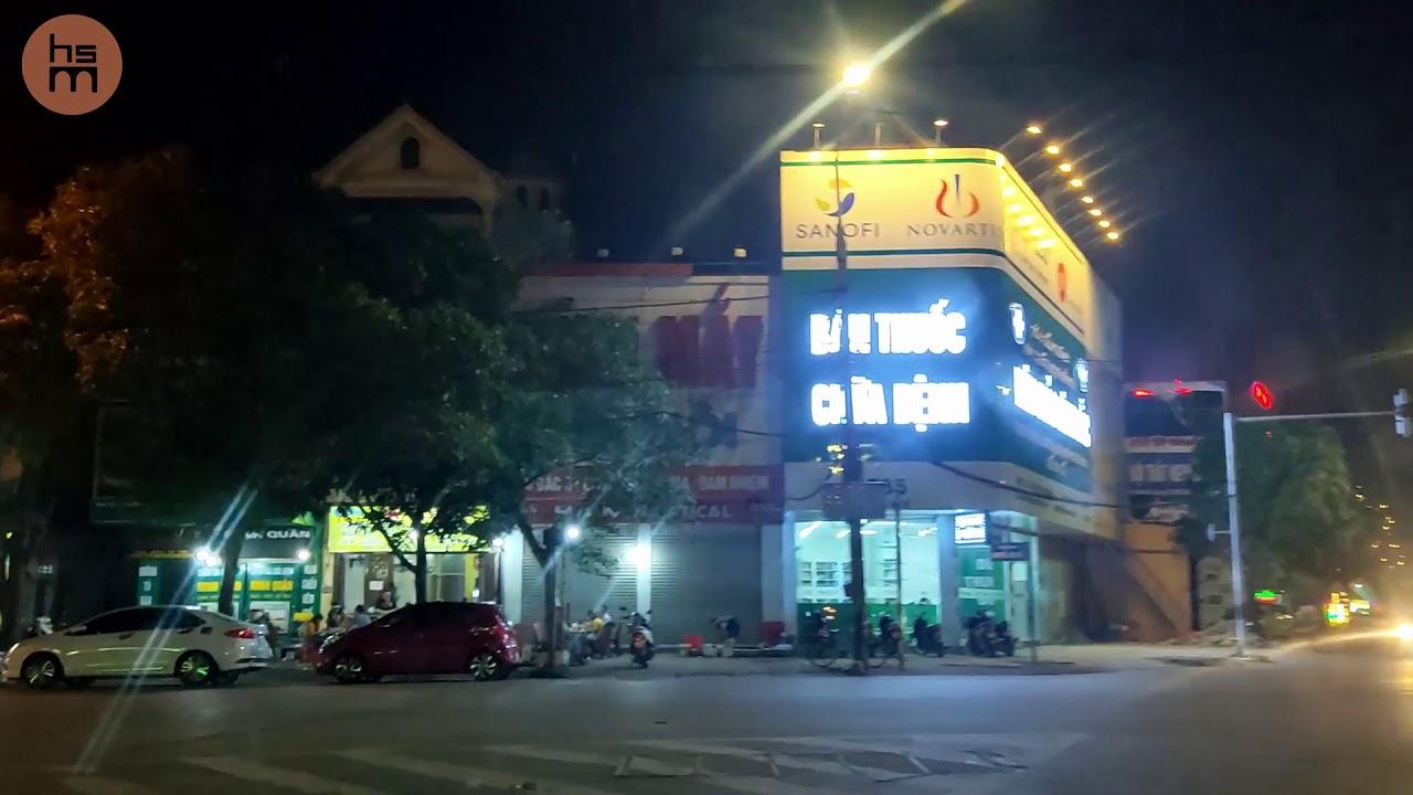 HSM – Dạo quanh thành phố Vinh về đêm – Nguyễn Sỹ Sách – Nguyễn Văn Cừ (Music Remix)