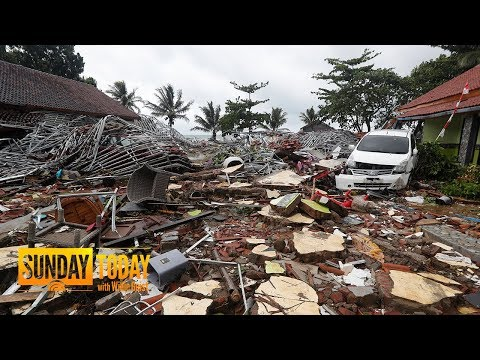 Tsunami In Indonesia Leaves More Than 220 Dead, 840 Injured | Sunday TODAY