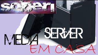 MEDIA SERVER EM CASA
