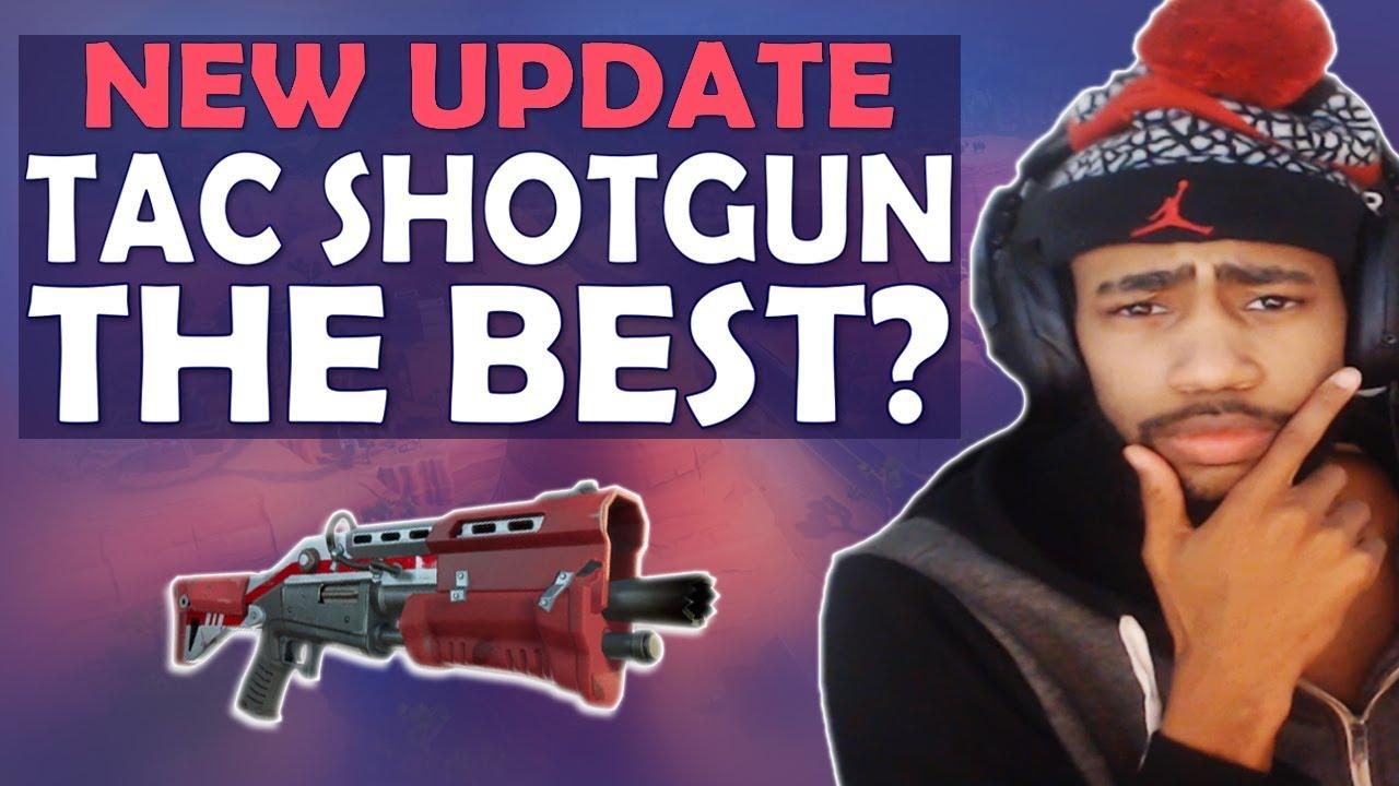 New Shotgun Update Tac Shotgun The Best Tac Vs Pump Comparison