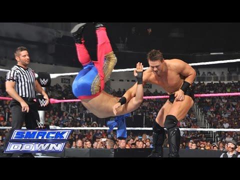 Los Matadores vs. The Miz & Mizdow: SmackDown, Oct. 24, 2014