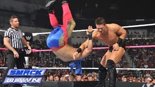 Los Matadores vs. The Miz & Mizdow: SmackDown, Oct. 24, 2014