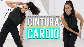 Reducir cintura y vientre | Rutina 25 minutos