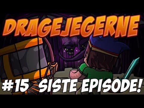 KAMPEN MOT DRAGEN! - Dragejegerne #15 / Norsk Minecraft Serie