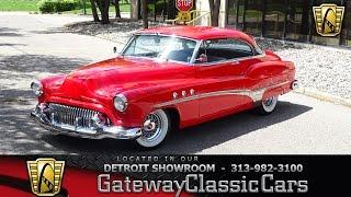1951 Buick Super Stock # 923-DET