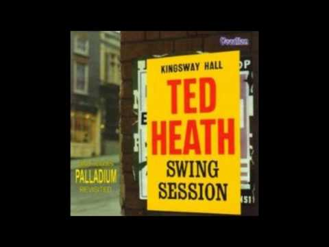 Don Lusher trombone solo Blues for Moderns ''Live'' Ted Heath band 1958
