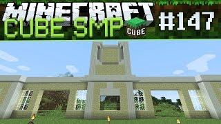 Minecraft Cube SMP: Amusement Park! - Ep 147