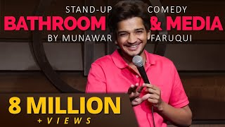 Death, Bathroom & Media | Stand Up Comedy | Munawar Faruqui | 2020