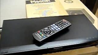 Panasonic DMP-BD45EE Blu-ray плеер(DMP-BD45 - Blu-Ray плеер с быстрой загрузкой 1. Кинематографическое качество изображения (в сотрудничестве с Рanasoni..., 2012-12-10T15:22:58.000Z)