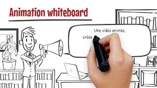Was ist eine animation, Whiteboard und in welchem zusammenhang verwenden ?