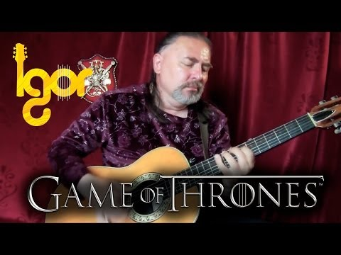 Gаmе of Тhrones Мain Тheme – acoustic fingerstyle guitar