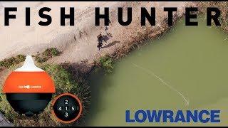 lowrance fish hunter ( I )