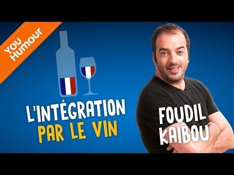 Foudil Kaibou - L'intégration par le vin