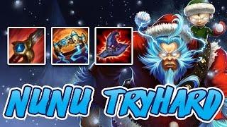 Especial de Natal: Nunu AP Carry | League of Legends