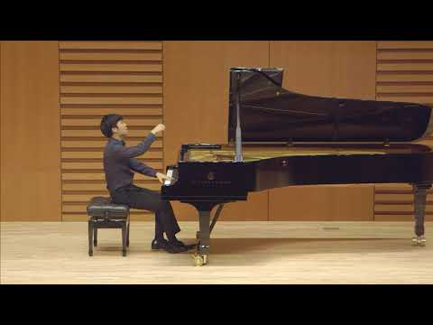 Stravinsky The Firebird Suite (arr. G. Agosti) Byeongju Yu 유병주, piano