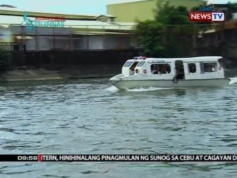 Magagandang tanawin at makulay na kasaysayan ng ilog pasig, tampok sa Pasig river cruise
