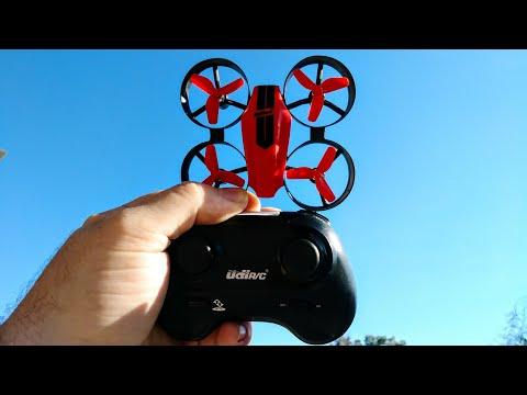 Udi R/C Firefly U46 unboxing & flight review