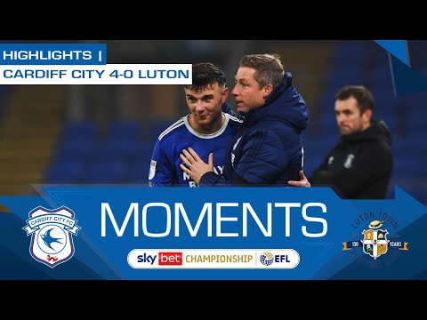 Cardiff Luton Goals And Highlights