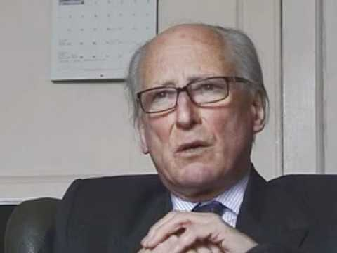 Interview with Lord Tom Bingham, Part 1 of 4