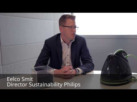 Call Philips: design with recycled plastics