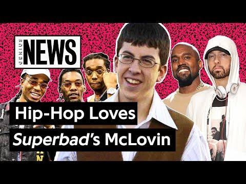 HipHop's Love For 'Superbad' & McLovin  Genius