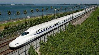Trem-Bala mais veloz do Mundo 603 Km/h